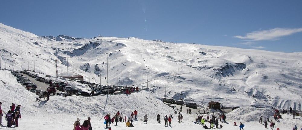 ski spain property