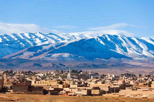 Mountain Property Morocco