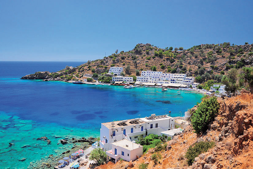 Buy a house in Crete