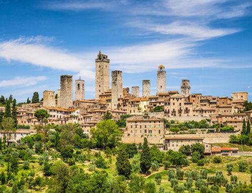 Top 5 small towns and villages in Italy