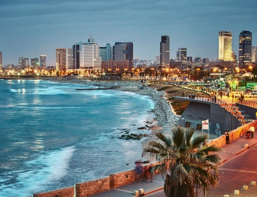 Where do expats invest in Israel?