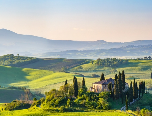 Buying a home in the heart of Italy