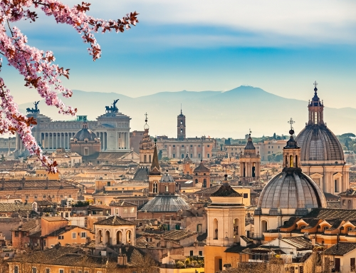 Italy's most romantic cities