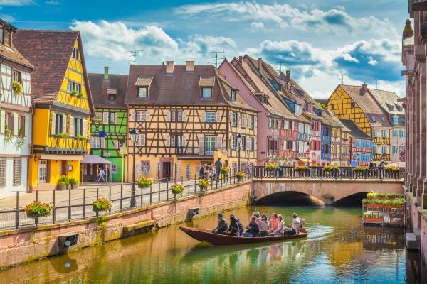Historic district of Strasbourg