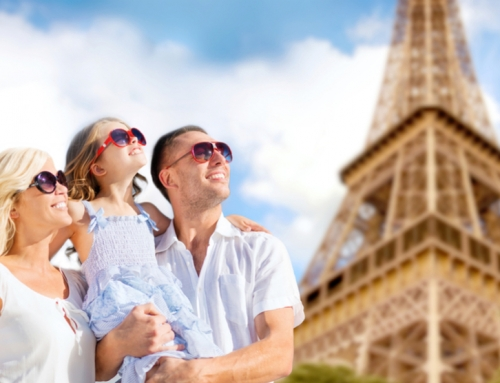 What is it like moving to France with your family?