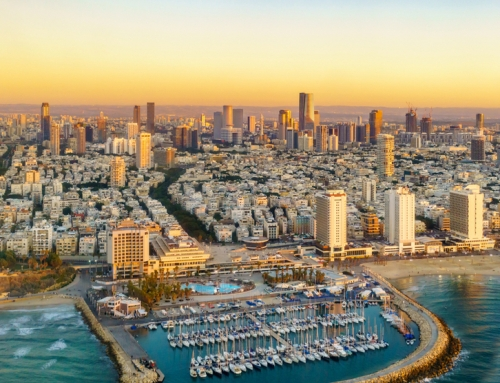 Where are the top places to buy luxury property in Israel?