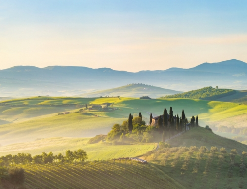 What should you consider when buying a rural property in Italy?