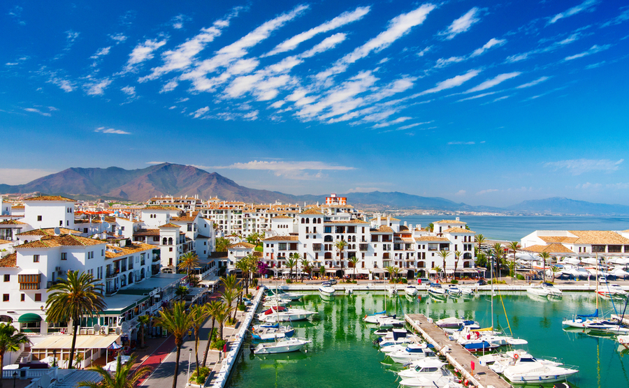 Andalusia's coastline, including the Costa del Sol, is immensely popular with overseas buyers.