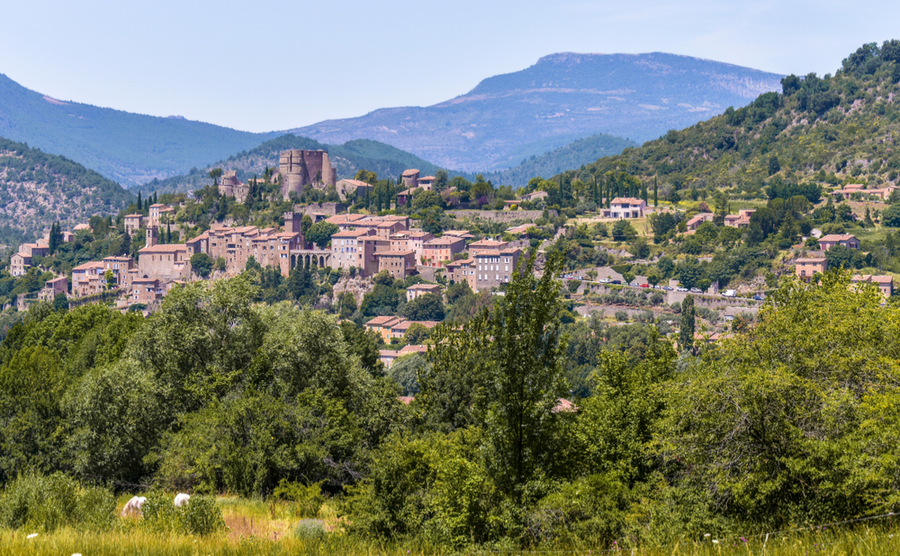 When you retire to France, you may be surprised at how much property you can get for your money!