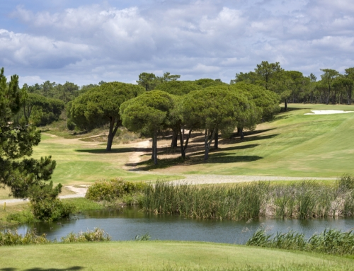 Get a property hole-in-one with a home in these Portuguese golfing resorts
