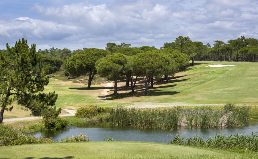 Portugal has some of the world top golf courses (and yet property is affordable!)