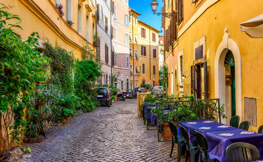 Remember to include taxes and fees in the cost of buying a home in Italy..