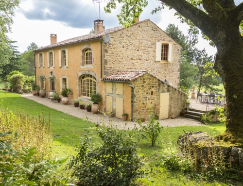 What are the different types of house you can buy in France?