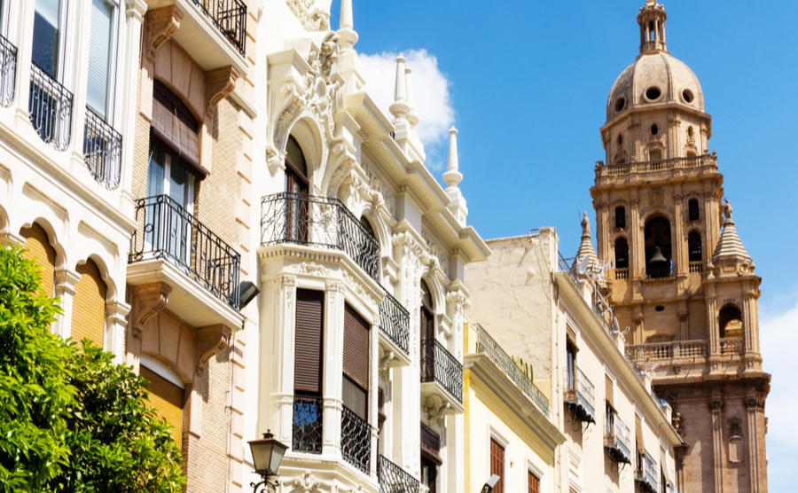 Murcia city is a good place if you're looking for more of a buzz.
