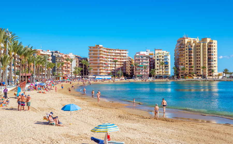 Torrevieja has one of the healthiest microclimates in the world, according to the WHO.