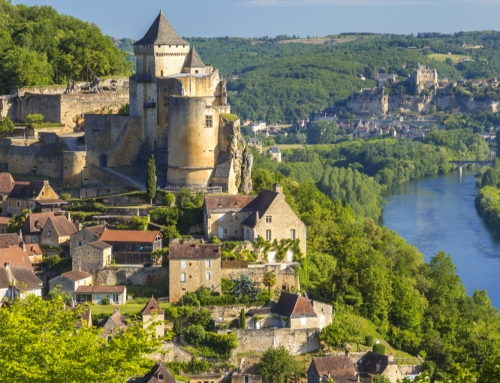 "Discover the Dordogne's ""golden triangle"""