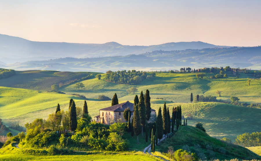 Your solicitor will help you with any thorny issues of the Italian house-buying process.