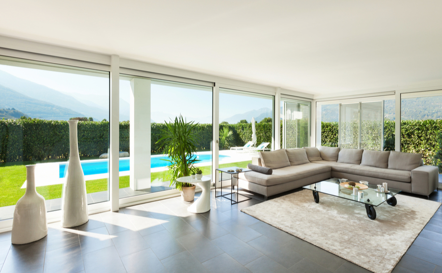 New-build homes in Spain are generally light and spacious.