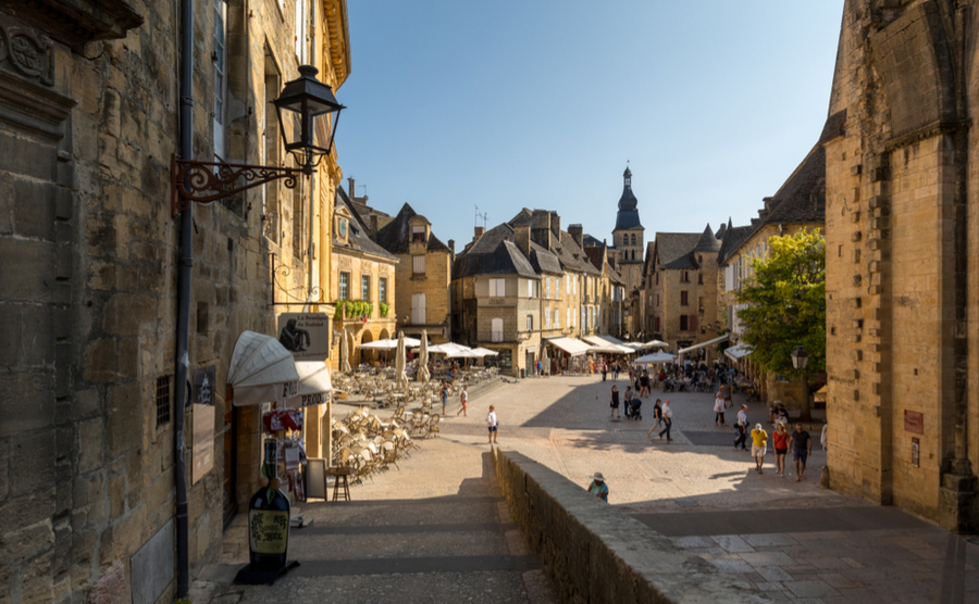 Sarlat-la-Canéda is one of the most popular areas in the Dordogne. wjarek/Shutterstock.com.