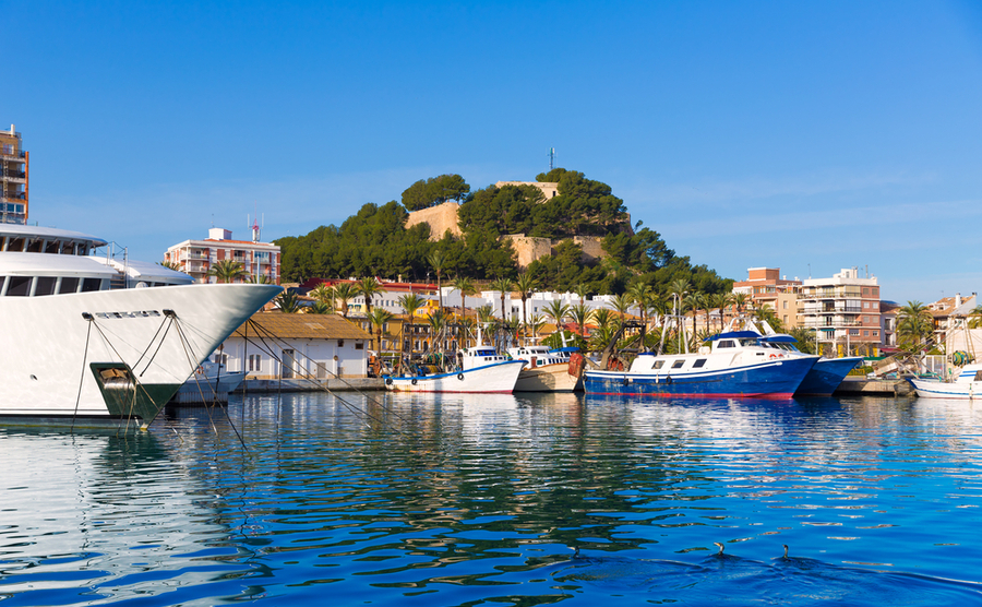 Dénia has kept an authentically Spanish charm despite its popularity.