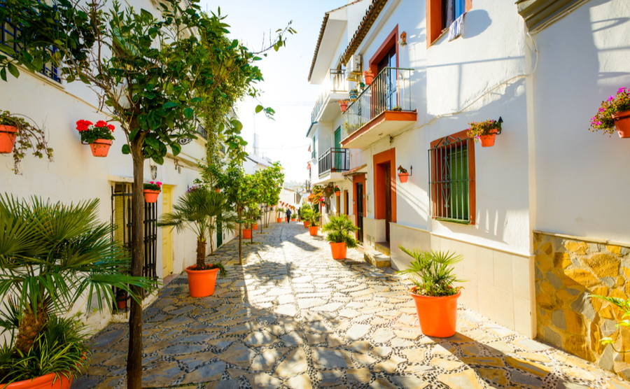Estepona is one of the up-and-coming names in the 'New Golden Mile'.
