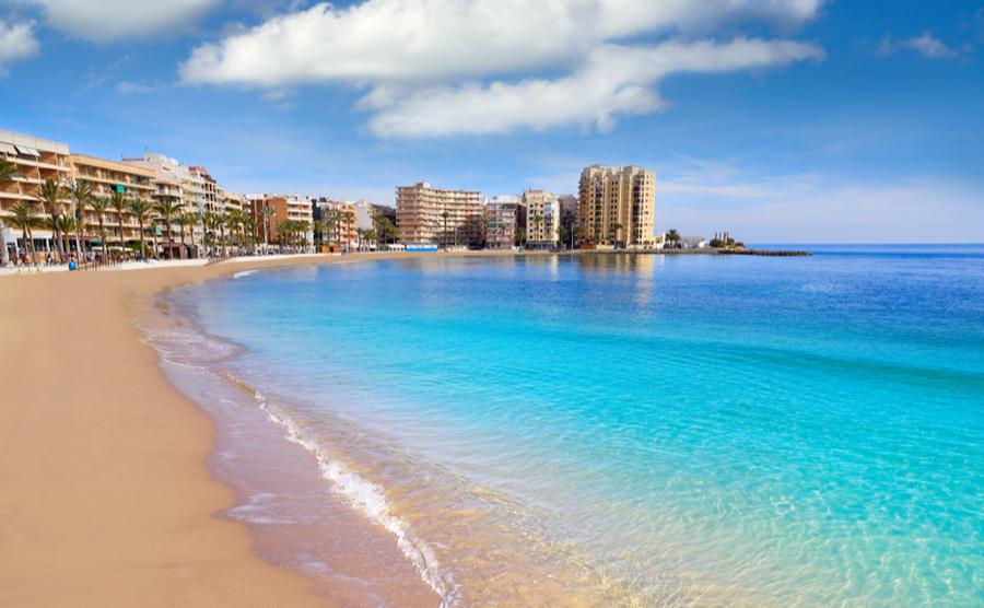 Torrevieja enjoys one of the healthiest climates in the world!