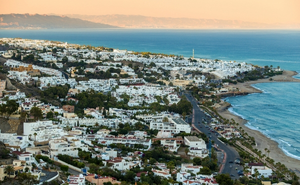 Mojacar is one of the most popular property hotspots in Almeria.