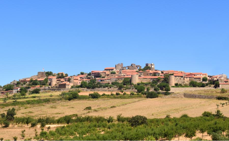Figueira de Castelo Rodrigo has preserved its medieval centre well.