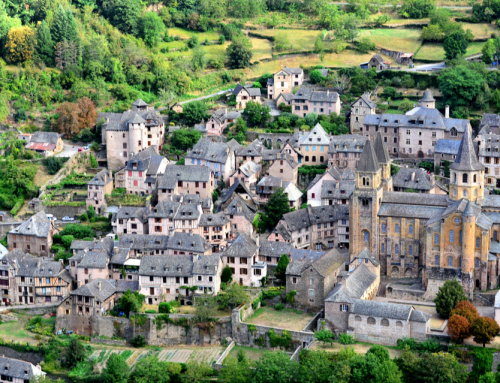 5 beautiful medieval villages in France
