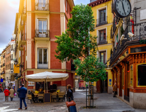 Why you should buy in Spain's cities