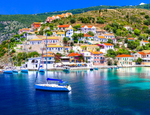 5 reasons to choose Kefalonia for your holiday home