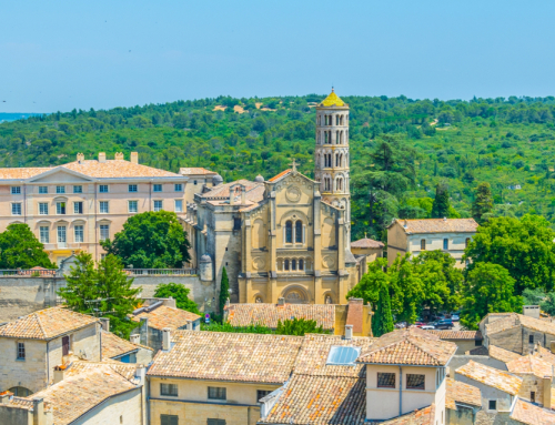 Could you move to the Pays d'Uzes?