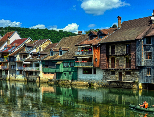 Why move to the Bourgogne-Franche-Comté?